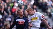 Hertha Berlin's defender Felix Bastians