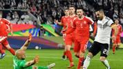 Ilkay Gündogan vergab gegen Serbien eine Großchance