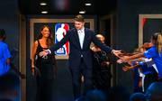 Luka Doncic bestreitet 2018 seine Debüt-Saison in der NBA für die Dallas Mavericks
