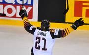 Moritz Seider, NHL