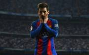 Lionel Messi traf im Hinspiel gegen Osasuna doppelt