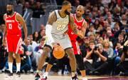 LeBron James spielt in der kommenden Saison bei den Los Angeles Lakers