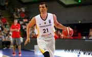 Paul Zipser steht erstmals seit 2016 wieder im Kader der deutschen Basketball-Nationalmannschaft