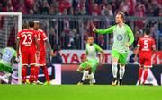Maximilian Arnold spielt seit seiner Jugend beim VfL Wolfsburg