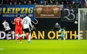 Serge Gnabry zählt zu den Gewinnern beim Sieg der deutschen Nationalmannschaft gegen Russland