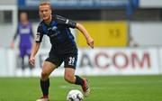 Sebastian Vasiliadis trifft mit dem SC Paderborn auswärts auf Darmstadt 98