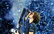 Alexander Zverev hat das ATP-Finale gewonnen