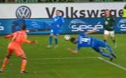 Das Eigentor von Ermin Bicakcic sorgte am 14. Spieltag für Aufsehen