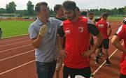 Halil Altintop spielt seit 2013 für den FC Augsburg
