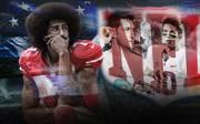 Colin Kaepernick ist nach dem Aus bei den San Francisco 49ers jetzt bei den Jacksonville Jaguars im Gespräch