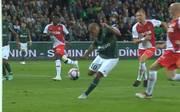 AS Saint-Etienne - AS Monaco (2:0): Tore & Highlights | Ligue 1