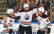Leon Draisaitl glänzt in dieser Saison als Torjäger der Edmonton Oilers
