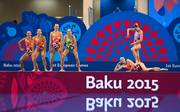 Synchronised Swimming - Day 1: Baku 2015 - 1st European Games