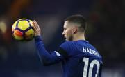 Eden Hazard steht beim FC Chelsea bis 2020 unter Vertrag