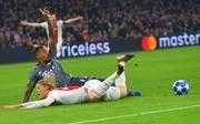 Jerome Boateng machte bei der Niederlage des FC Bayern gegen Ajax Amsterdam keine gute Figur