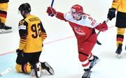 Deutschland verpatzte den Auftakt in die Eishockey-WM gegen Dänemark