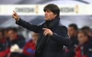 Bundestrainer Joachim Löw hat seinen Vertrag bis 2020 verlängert