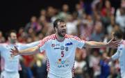 Domagoj Duvnjak gehört zu den absoluten Stars bei der Handball-WM