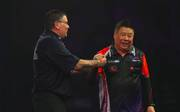 Paul Lim begeisterte bei der Darts-WM die Fans, scheiterte aber an Gary Anderson