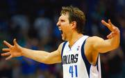 Dirk Nowitzki von Dallas Mavericks: Titel & Rekorde der NBA-Karriere