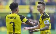 Der BVB tritt auf drei Positionen verändert zum Wolfsburg-Spiel an