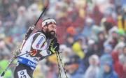 Michael Rösch beendete in Ruhpolding seine bewegte Biathlon-Karriere