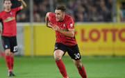 Christian Günter trägt seit 14 Jahren das Trikot des SC Freiburg