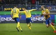 Eintracht Braunschweig kämpft in der 3. Liga gegen den Abstieg