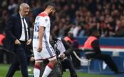Nabil Fekir hat sich am Knöchel verletzt