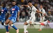 Cristiano Ronald bereitete alle drei Treffer gegen Neapel vor