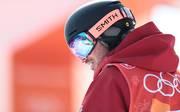 Kevin Rolland stürzte bei einem Weltrekordversuch schwer