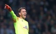 Jiri Pavlenka spielte gegen Schalke zum dritten Mal zu null