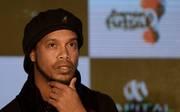Ronaldinho wurde als aktiver Profi zweimal Weltfußballer