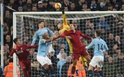 Manchester City und der FC Liverpool stellen fast das komplette Team des Jahres