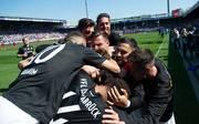Der VfL Osnabrück kehrt acht Jahre nach dem Abstieg aus der 2. Bundesliga zurück