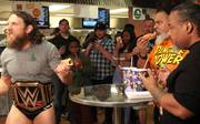 Daniel Bryan ging bei WWE SmackDown Live auf die Fans los
