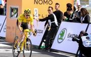 Geraint Thomas gewann im vergangen Jahr die Tour de France