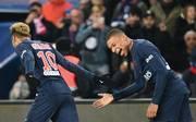 Kylian Mbappe und Neymar trafen für Paris Saint-Germain