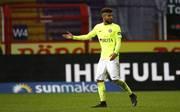 Daniel-Kofi Kyereh brachte den SV Wehen Wiesbaden gegen Aalen in Führung