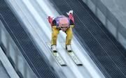 Severin Freund war in Sapporo nur viertbester Deutscher
