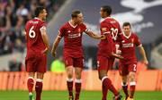 Dejan Lovren, Joel Matip, Jordan Henderson, FC Liverpool
