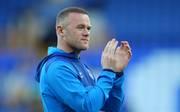 Wayne Rooney steht aktuell beim FC Everton unter Vertrag