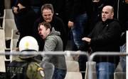Champions League: Krawalle in Athen nach AEK - Ajax - Neun Verletzte