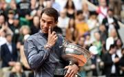 Rafael Nadal gewann zum zwölften Mal die French Open