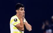 Eljif Elmas feierte sein Debüt in der Europa League für Fenerbahce