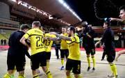 Borussia Dortmund gewann dank eines Doppelpacks von Raphael Guerreiro