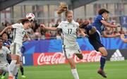 Für die deutschen U20-Frauen ist die WM beendet