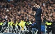 Santiago Solari folgte bei Real Madrid auf den Ende Oktober entlassenen Julen Lopetegui