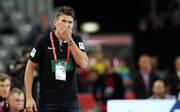 Bundestrainer Christian Prokop verpasste mit seinem Team das EM-Halbfinale