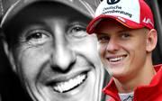 Mick Schumacher verbrachte viel Zeit mit seinem Vater auf der Kartbahn